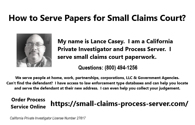 Small Claims Court Sacramento - Small Claims Court Process